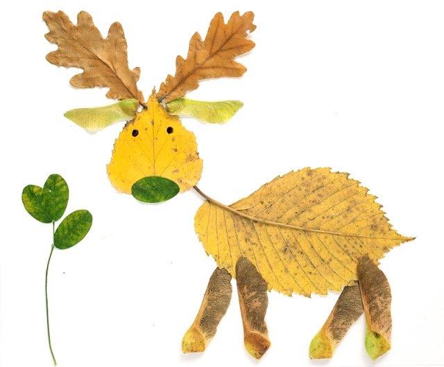 leaf-deer