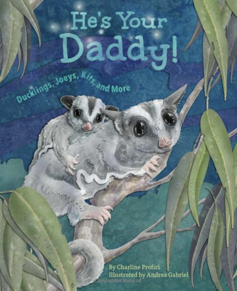 he's your daddy book cover